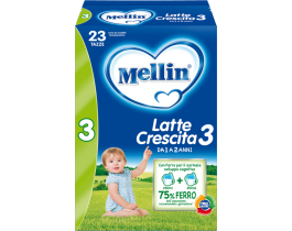 MELLIN LATTE CRESCITA 3  800g