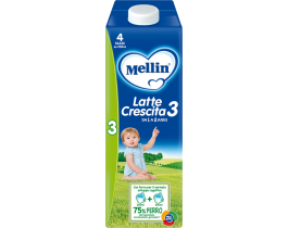 MELLIN LATTE CRESCITA 3  1000ml