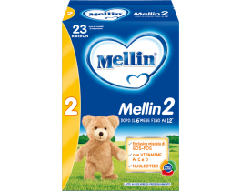 Coupon Sconto di Mellin 2 800gr