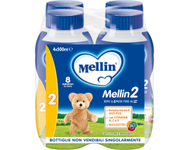 Coupon Sconto di Mellin 4x500ml