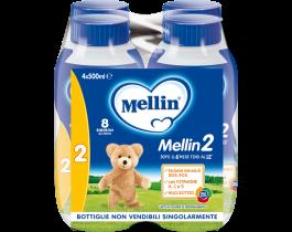 MELLIN 2 4X500ml