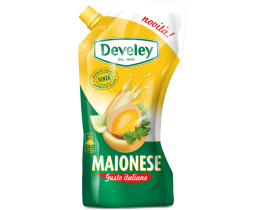 Coupon Sconto di Maionese pouch 320g develey