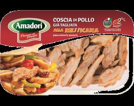 Coupon Sconto di Amadori cosce di pollo alla messicana