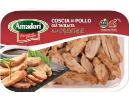 Coupon Sconto di Amadori cosce di pollo alla orientale