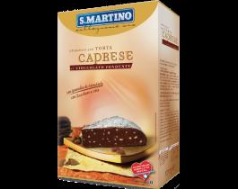 PREPARATO PER TORTA CAPRESE AL CIOCCOLATO FONDENTE S.MARTINO