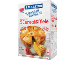 Coupon Sconto di Preparato per Torta 5 cereali e mele