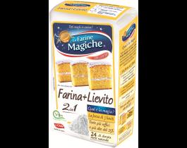 FARINA + LIEVITO 2 in 1 LE FARINE MAGICHE LO CONTE 1 KG