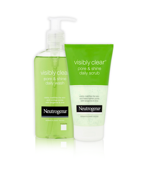 Neutrogena Visibly Clear Pore & Shine Focus
