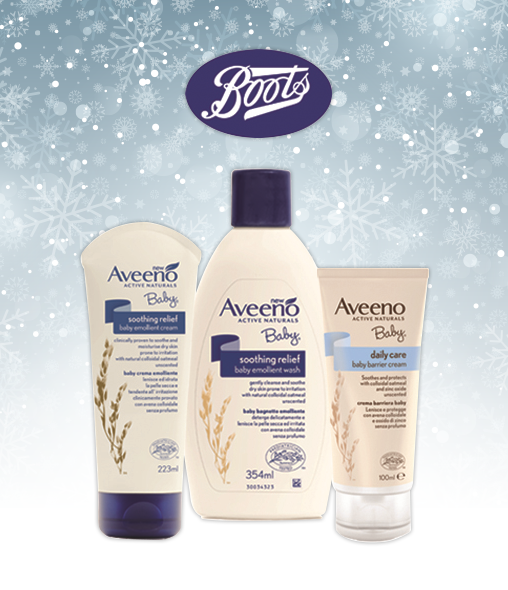 any AVEENO® Baby product - Boots Exclusive