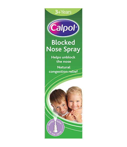 CALPOL® Blocked Nose Spray