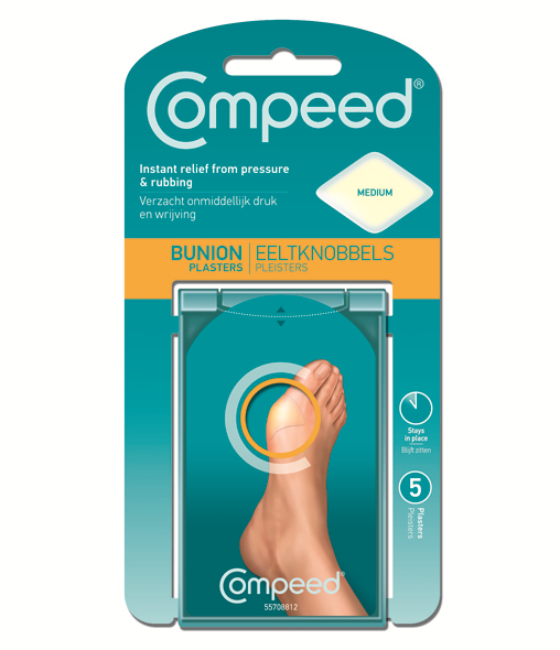 COMPEED® Bunion Plasters