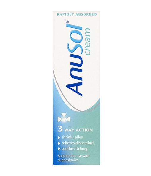 ANUSOL® Cream 23g