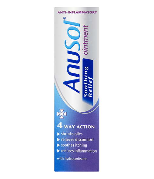 ANUSOL® Soothing Relief Ointment 15g