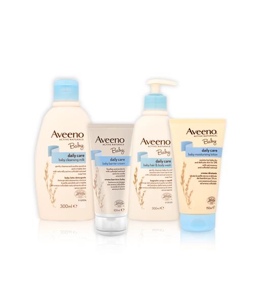 Aveeno® Baby Daily Range