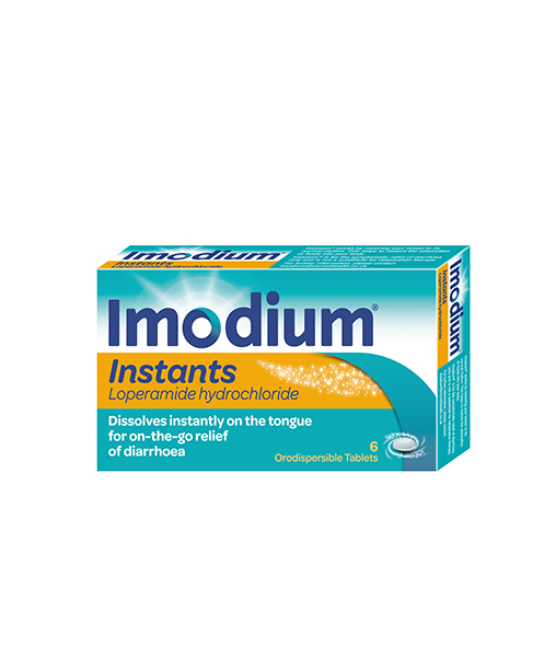 IMODIUM® Instants 6s