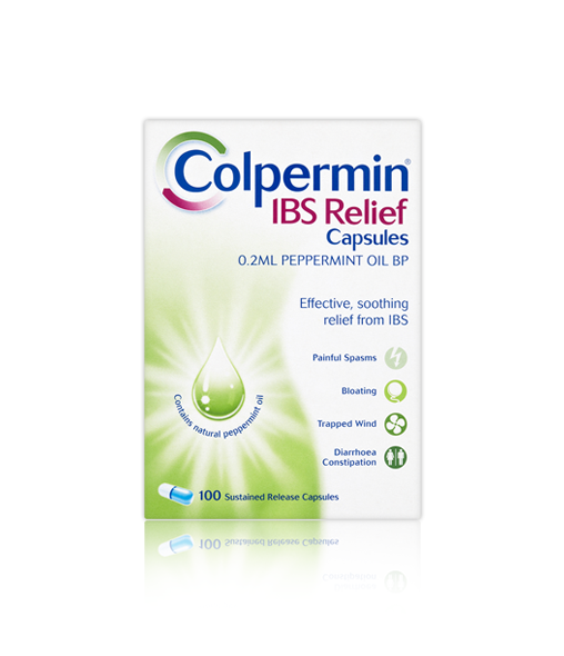 Colpermin IBS Relief 100s