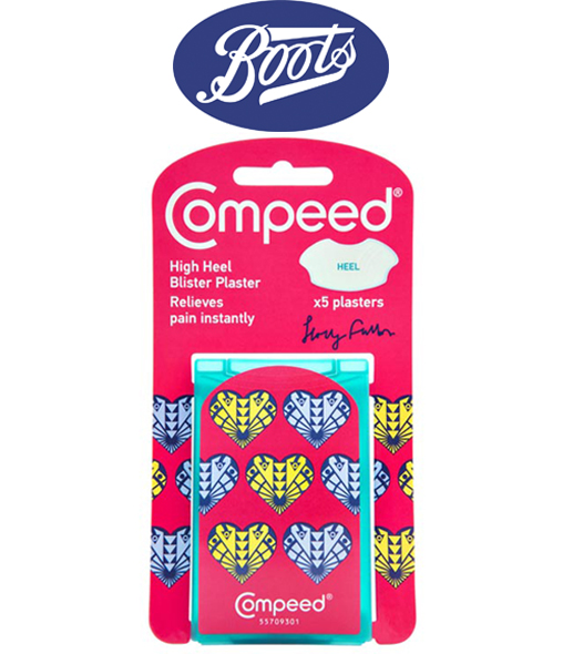 COMPEED® High Heel Blister Plaster – Boots Exclusive