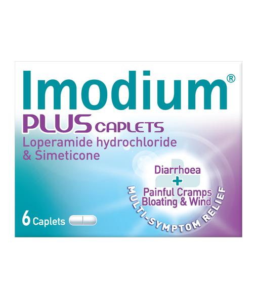 IMODIUM® Plus