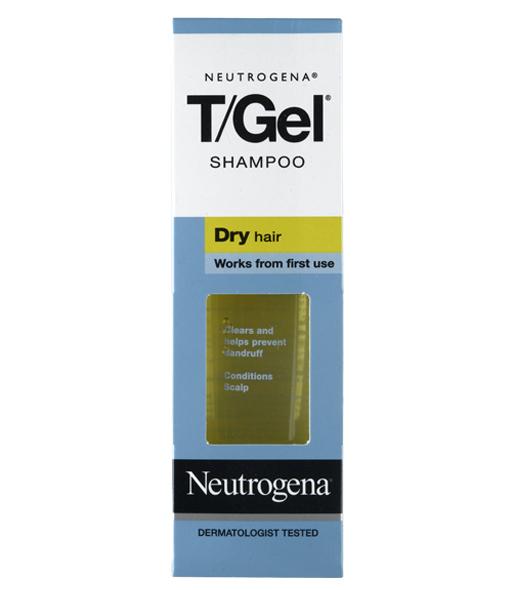 NEUTROGENA T/Gel® Shampoo Dry Hair