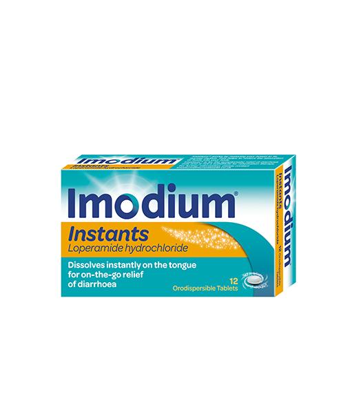 IMODIUM® Instant Tabs 12s
