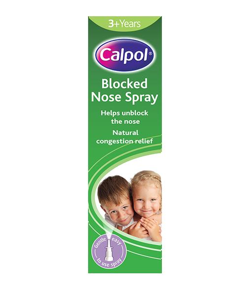 CALPOL® Blocked Nose Spray