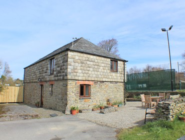 The Barn Higher Penmayne Farm