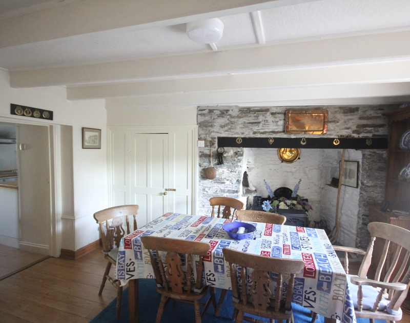 Webbers Self Catering Holiday Cottage In Padstow