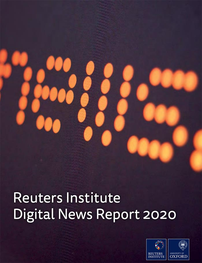Reuters Institute Digital News Report