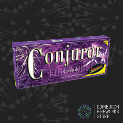 Conjuror-by-Standard-Fireworks-from-Edinburgh-Fireworks-Store
