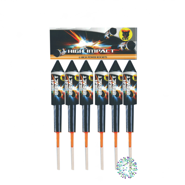 High-Impact-Rockets-by-Blackcat-Fireworks-from-Edinburgh-Fireworks-Store