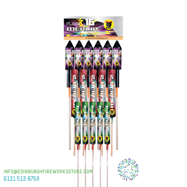 Merlin-Rockets-by-Blackcat-Fireworks-from-Edinburgh-Fireworks-Store