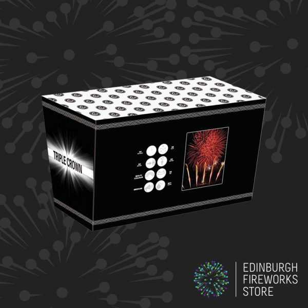 Triple-Crown-by-Celtic-Fireworks-from-Edinburgh-Fireworks-Store