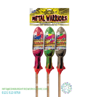 Metal-Warriors-by-Sky-Crafter-Fireworks-from-Edinburgh-Fireworks-Store