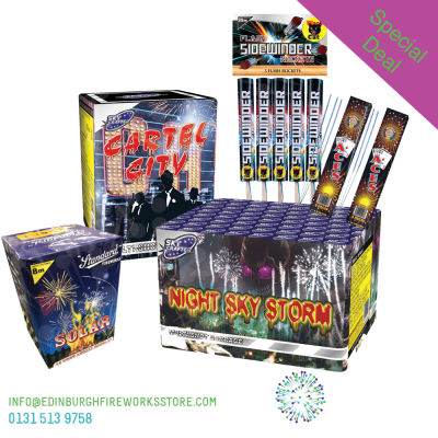 Party-Pack-18-DEAL-by-Edinburgh-Fireworks-Store