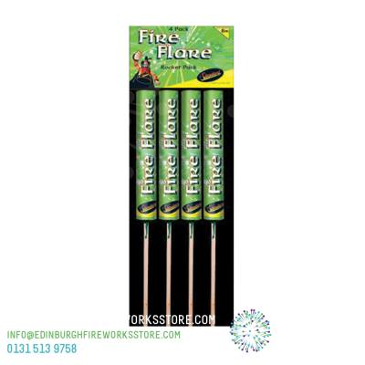 Fire-Flare-Rockets-by-Standard-Fireworks-from-Edinburgh-Fireworks-Store
