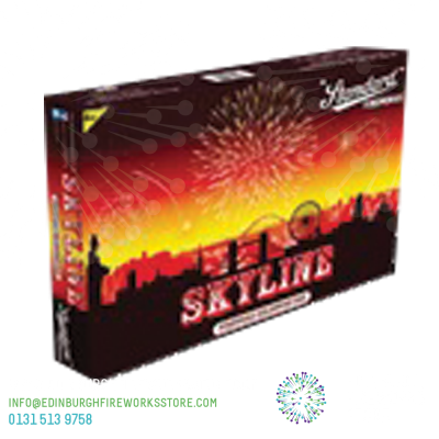 Skyline-by-Standard-Fireworks-from-Edinburgh-Fireworks-Store