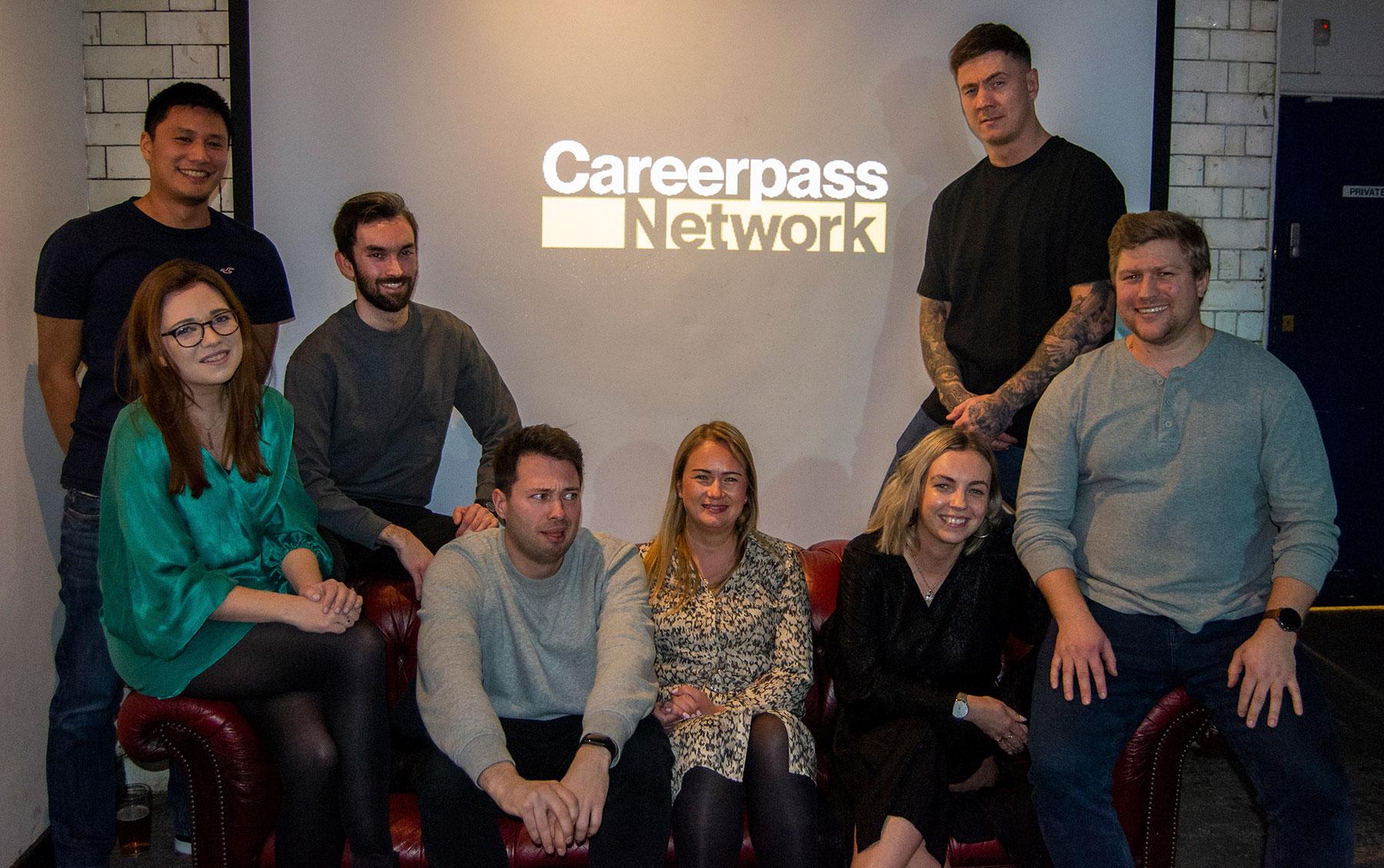 Careerpass Network Launch Photo