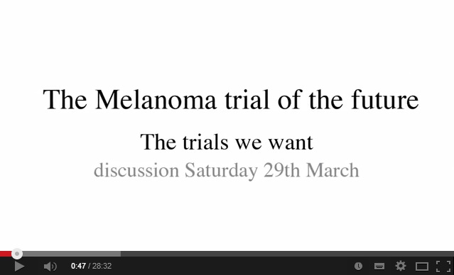 ESO-M-icab Conference - Patient Participation in Melanoma