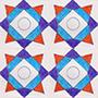 Tiles designed by students of Mr. Rudnicki