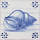 KITCHEN SEA ANIMALS COLLECTION - Portuguese, Italian, Dutch, Spanish, decorative panel  azulejos