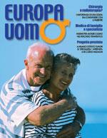 Copertina della rivista Europa Uomo numero 3