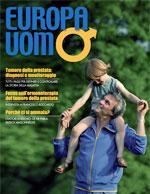Copertina della rivista Europa Uomo numero 4