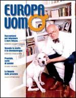 Copertina della rivista Europa Uomo numero 6