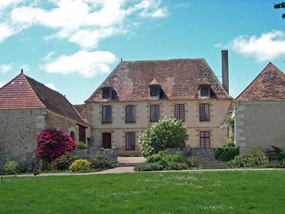 French property, houses and homes for sale in LUSSAT Creuse Limousin