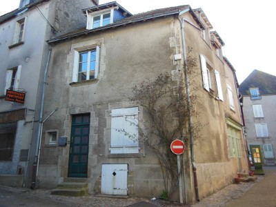 French property, houses and homes for sale in ST BENOIT DU SAULT Indre Centre