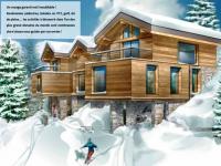 latest addition in La Tania, Three Valleys Savoie