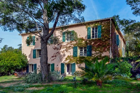 French property, houses and homes for sale in ALIGNAN DU VENT Herault Languedoc_Roussillon