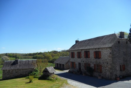 French property, houses and homes for sale in CHAMBOULIVE Correze Limousin