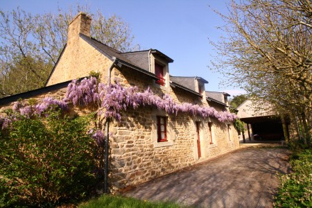 French property, houses and homes for sale in GUIDEL Morbihan Brittany