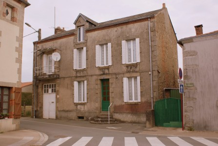 French property, houses and homes for sale in ST MESMIN Vendee Pays_de_la_Loire